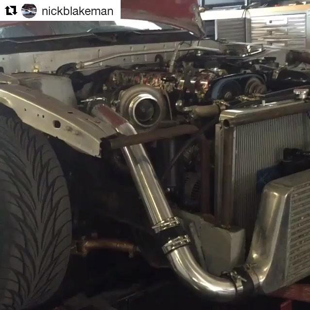 @nickblakeman's #2jz getting an #rsenthalpy tune. | @ecumasterusa #gtx3582r #wiringspecialties #enjukuracing #turbobygarrett #240sx