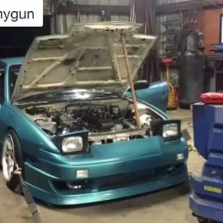Another RB checked off with an #RSEnthalpy tune. Numbers shown at end of video. | Repost @t0mmygun with @repostapp・・・So last night Martin made some magic happen on the drift car! Super happy with the numbers with very little mods to the #RB20 #nissan #240sx